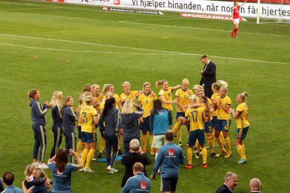 Sverige jublar över VM-platsen c79b9ec450266