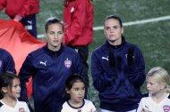 Nathalie Björn och Simone Boye Sørensen