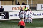 FC Rosengård har gjort mål