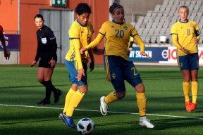 Evelina Duljan och Rosa Kafaji