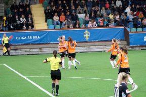 Kristianstad jublar över Edgrens mål
