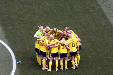 Sverige gör ringen