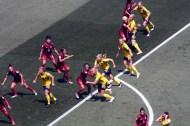 Inlöp vid 1–0-målet