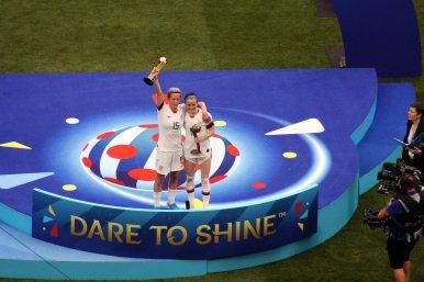 VM:s bästa och tredje bästa spelare