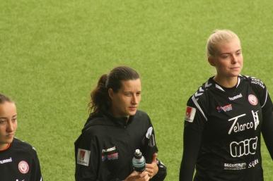 Johanna B Rasmussen och Sofia Hagman