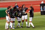 Måljubel i Kristianstad.
