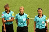 Almira Spahic, Sara Persson och Jilan Taher